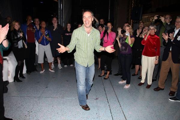 Marc Kessler - Making his Broadway debut