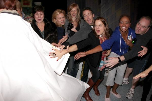 Photo Coverage: ELF Gypsy Robe Ceremony