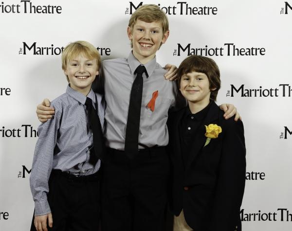 Daniel Coonley, Ryan Schwaar and Johnny Rabe