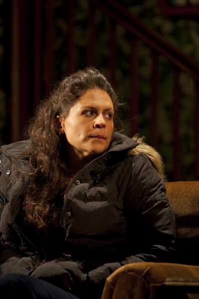 Photo Flash: Huntington Theatre Presents VENGEANCE IS THE LORD'S