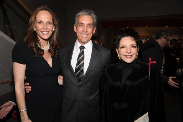Photo Flash: Minnelli, Dahl & More Attend Lighthouse Int'l Grand Re-opening Ceremony
