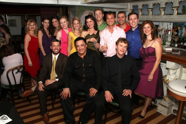 PHOTO FLASH: Cabaret at the Caste Features RED HOT MAMA, et al.