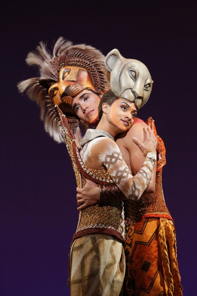 Exclusive Interview:  Adam Jacobs, THE LION KING's New Simba