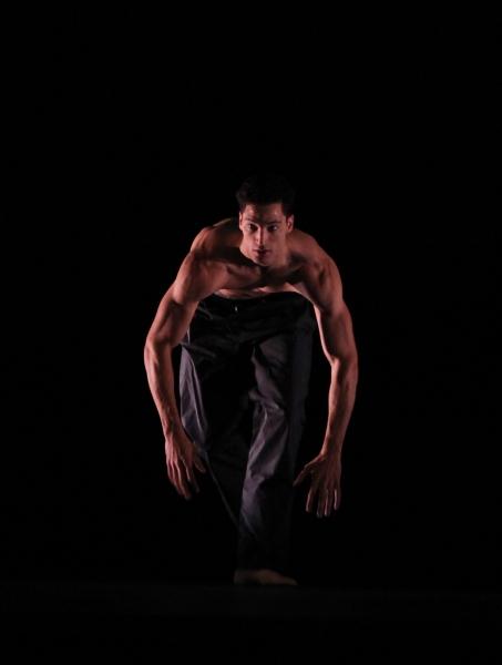 """Fabrice Calmels - The Joffrey Ballet """"Light Rain"""" Pas de Deux"""