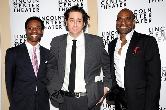Photo Coverage: A FREE MAN OF COLOR Opening Night!
