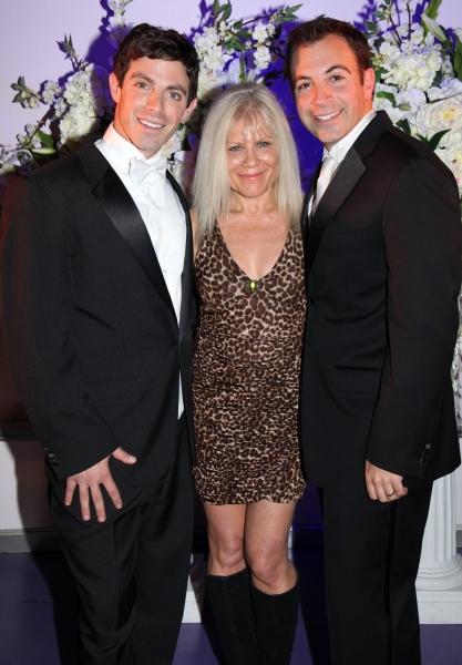 Daniel Robinson, Ilene Kristen, Anthony J. Wilkinson