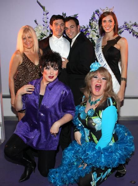 Ilene Kristen, LIZA! aka Jason Gozmo, Daniel Robinson, Anthony J. Wilkinson, Claire Buffie & Lady Clover Honey