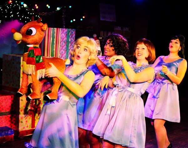 Aly Whepplo (Suzy), Katrinah Lewis (Missy), Georgia Rogers Farmer (Betty Jean), Anna Starnes