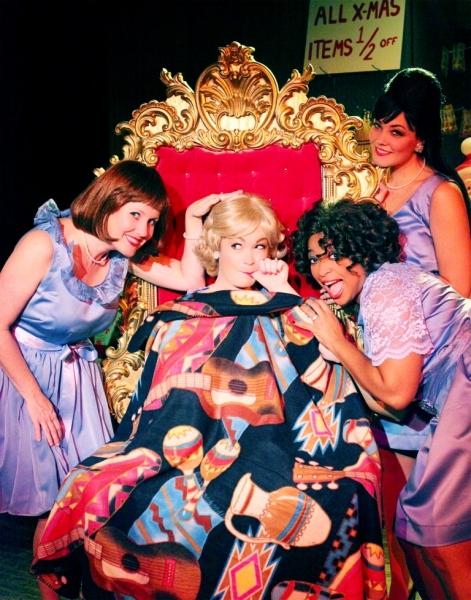 Georgia Rogers Farmer (Betty Jean), Aly Whepplo (Suzy), Katrinah Lewis (Missy), Anna Starnes