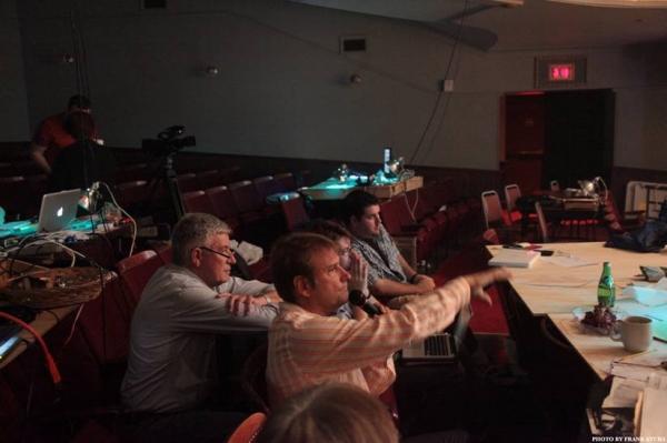 Michael Edwards, Jeff Calhoun, Coy Middlebrook and J. Scott Lapp Photo