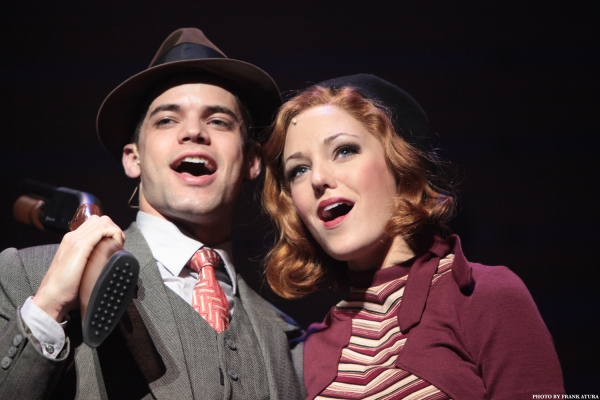 Photo Flash: Behind the Scenes of BONNIE & CLYDE!