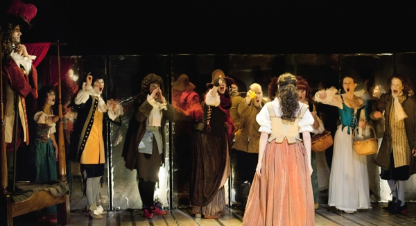 Photo Flash: THE LIBERTINE at The Kirk in Theatre Row