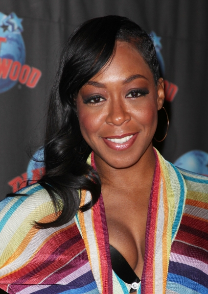 Tichina Arnold at Tichina Arnold Promotes LOVE, LOSS...