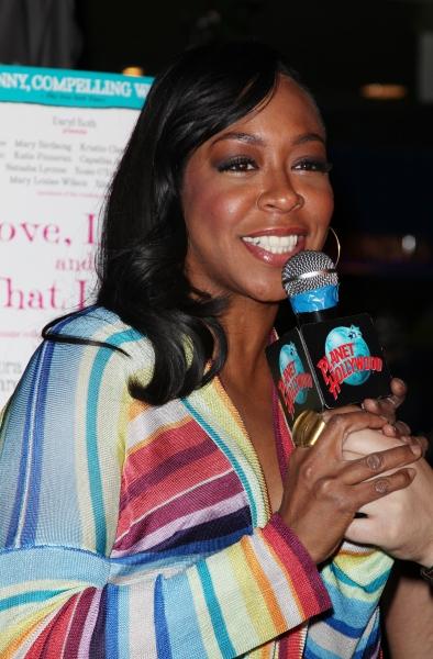 Tichina Arnold at Tichina Arnold Promotes LOVE, LOSS...