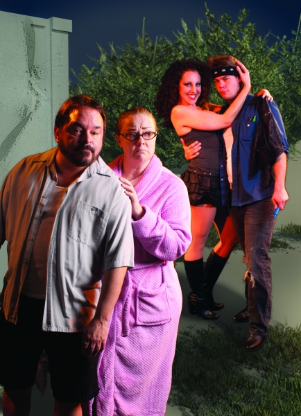 Photo Flash: Trustus Theatre Presents THE GREAT AMERICAN TRAILER PARK MUSICAL