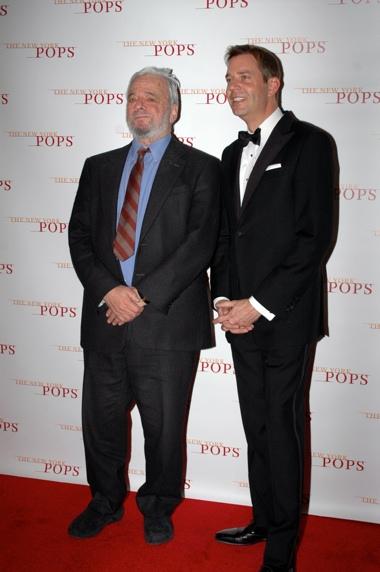 Photo Coverage: The New York Pops Celebrate Stephen Sondheim's 80th Birthday