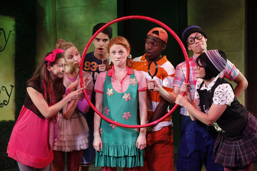 BWW JR: FRECKLEFACE STRAWBERRY THE MUSICAL