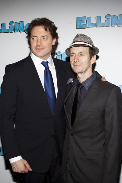 Brendan Fraser and Denis O'Hare