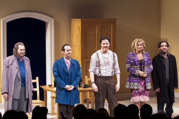Photo Coverage: ELLING Opening Night - Curtain and Party