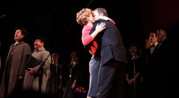Photo Coverage: BELLS ARE RINGING Curtain Call