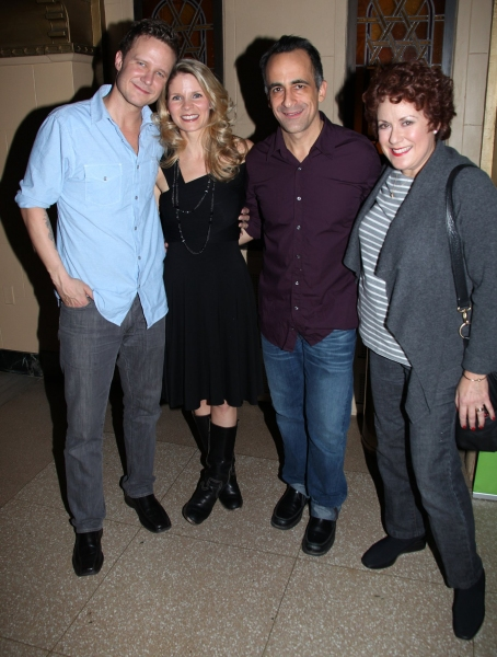 Photo Coverage: BELLS ARE RINGING After Party