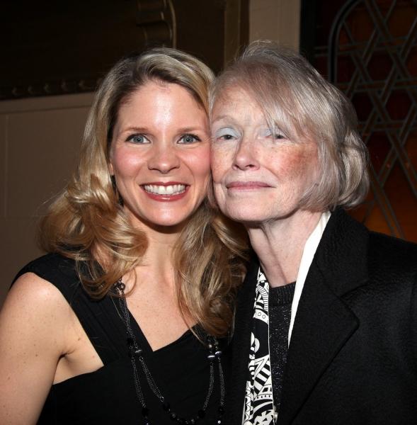 Kelli O'Hara & Margaret Styne