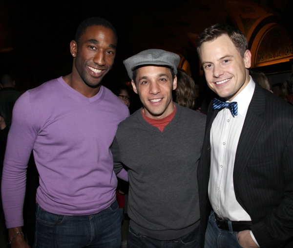 Anthony Wayne & Jeffrey Schecter & Michael Marcotte Photo