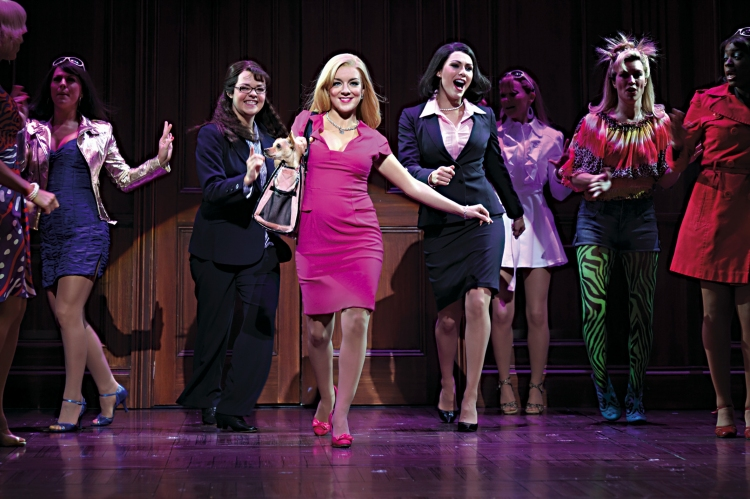 Legally blonde the musical cd — photo 12