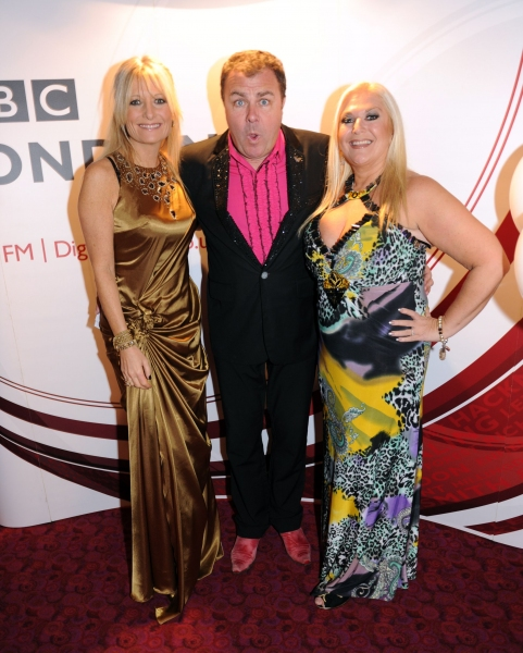 Gaby Roslin, Paul Ross & Vanessa Feltz Photo