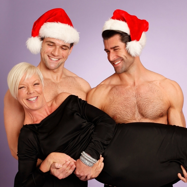 Tabatha Coffey, Eric Carpenter (left) & Adam Zelasko