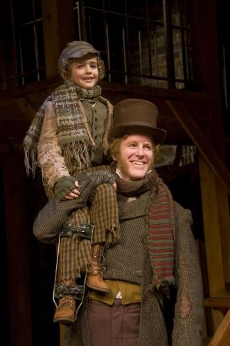 Photo Flash: Alley Theater Presents A CHRISTMAS CAROL