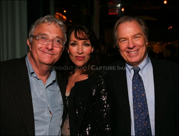 Randy Newman and cast members Katey Sagal and Michael McKean