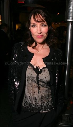 Katey Sagal  at HARPS & ANGELS at the CTG/Mark Taper Forum