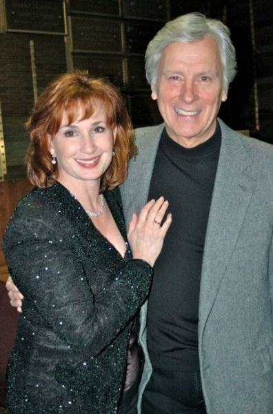 Alice Levine and Kurt Peterson