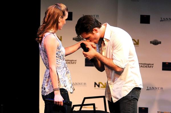 Jenna Levine & Tyler Hanes