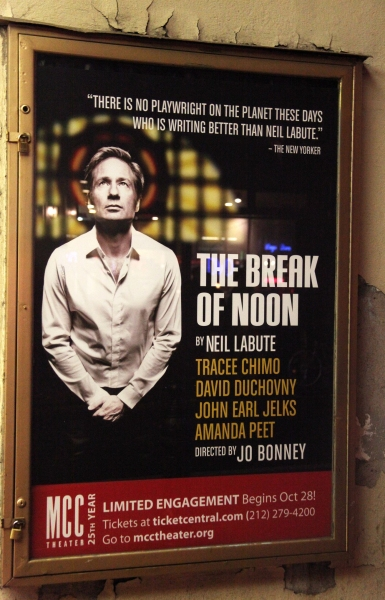 Photo Coverage: THE BREAK OF NOON Opening Night Curtain Call & Party!