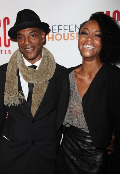 John Earl Jelks & Yaya DaCosta Photo