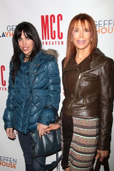 Tina Louise & Caprice Crane
