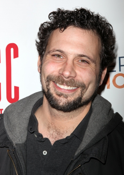 Jeremy Sisto  at THE BREAK OF NOON Opening Night Curtain Call & Party!