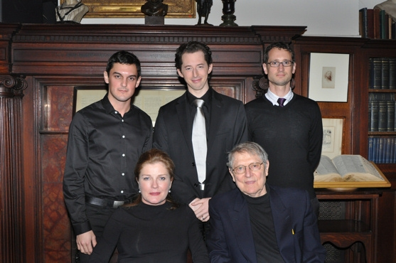 Kate Mulgrew, John Cullum, Wesley Taylor, Josh Grisetti and Gordon Cox