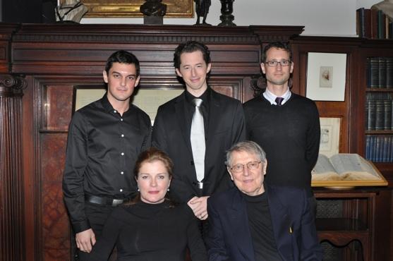 Kate Mulgrew, John Cullum, Wesley Taylor, Josh Grisetti and Gordon Cox