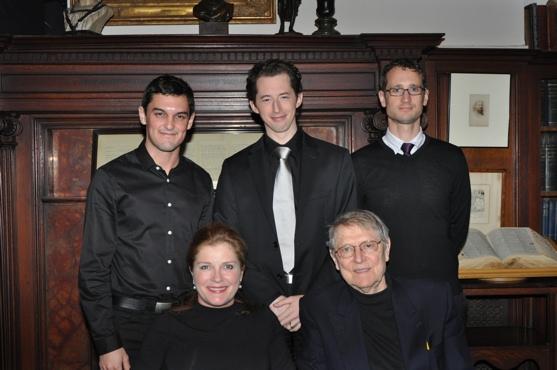 Kate Mulgrew, John Cullum, Wesley Taylor, Josh Grisetti and Gordon Cox Photo