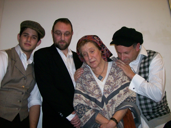 Photo Flash: Acorn Presents THE WORLD OF SHOLOM ALEICHEM