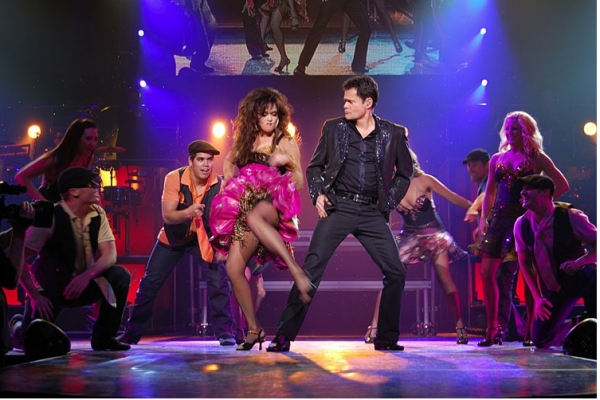 Photo Flash: DONNY & MARIE on Broadway - First Look!