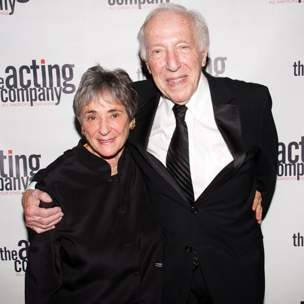 Margo Lion and Bernard Gersten