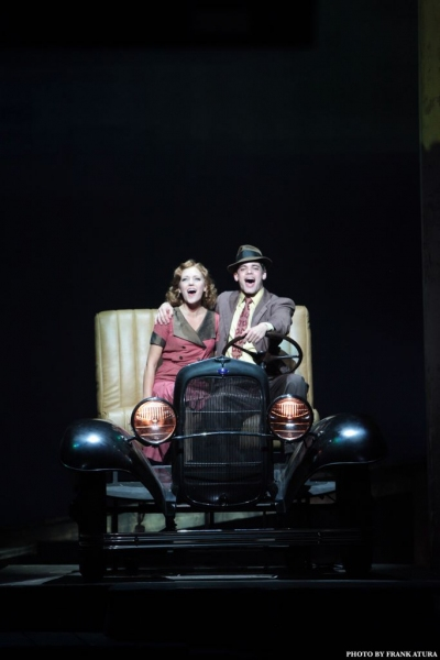 Photo Flash: Broadway-Bound BONNIE & CLYDE!