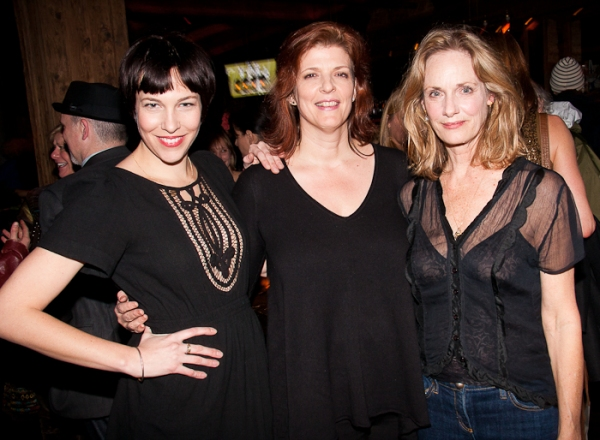 Rebecca Henderson, Karen Kohlhaas and Lisa Emery