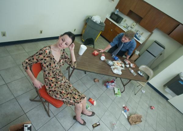Elizabeth Leadon-Sonnenfelt and Art Almquist
