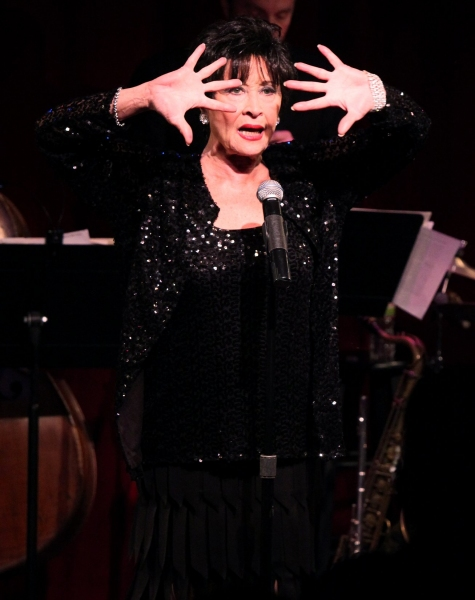 Photo Coverage: Chita Rivera Plays Birdland!