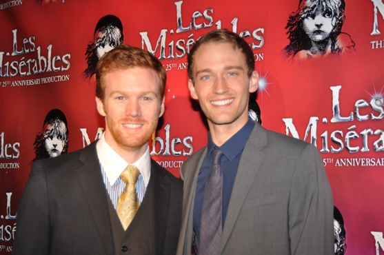 Richard Barth and Ben Gunderson